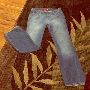 Hollister Bootcut Jeans